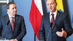 Rosyjskie zagrożenie zbliża Polskę do Szwecji - miniaturka
