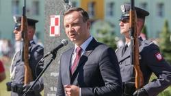 Andrzej Duda: Dzięki F-35 nikt bezkarnie nie zbliży się do granic Polski - miniaturka