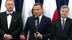 Andrzej Duda podsumowuje posiedzenie Narodowej Rady Rozwoju: System ma funkcjonować dla pacjenta - miniaturka