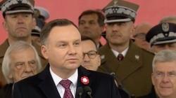 Zobacz przemówienie prezydenta Dudy! [VIDEO] - miniaturka