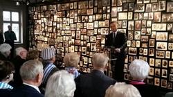 """Prezydent Andrzej Duda: """"Prawda o tym, że były to niemieckie nazistowskie obozy musi być głoszona światu!""""  - miniaturka"""