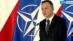 Prezydent: W silnym państwie armia ma fundamentalne znaczenie - miniaturka