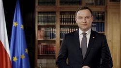 Prezydent Duda leci do Rumunii. Spotka się z szefami państw Europy Środkowo-Wschodniej - miniaturka