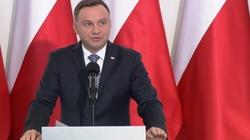 Prezydent Duda: Nie ma miejsca w Polsce na gloryfikację Adolfa Hitlera - miniaturka