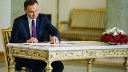 Prezydent: Mam nadzieję, że po 19 grudnia Trybunał przestanie być tak szarpany politycznie - miniaturka