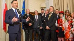 Duda o respektowaniu polsko-niemieckiego traktatu - miniaturka