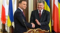 Prezydent Andrzej Duda: Każdy, kto wierzy w demokrację, powinien stać po stronie Ukrainy - miniaturka