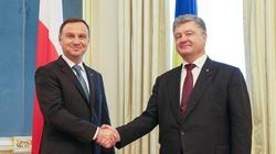 Poroszenko spotka się z Dudą na szczycie NATO. Szczerski: To inicjatywa Ukrainy - miniaturka