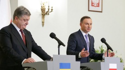 Ukraińscy politolodzy o wizycie Poroszenki w Polsce: Patrzmy w przyszłość - miniaturka