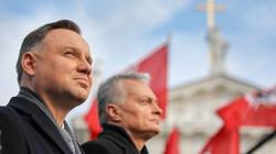 Oświadczenie Prezydentów Polski i Litwy w sprawie sytuacji na Białorusi - miniaturka