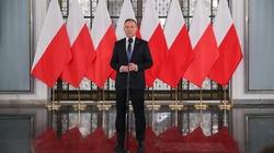 Sondaż. Andrzej Duda może liczyć na blisko 50 proc. poparcia - miniaturka