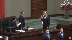 Prezydent Andrzej Duda złożył przysięgę przed Zgromadzeniem Narodowym - miniaturka