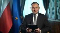 Andrzej Duda: Małżeństwo to związek kobiety i mężczyzny - miniaturka