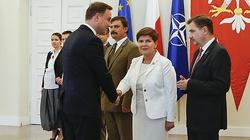 Andrzej Duda spotkał się z inicjatorami akcji referendalnych - miniaturka