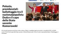 """Lubią Baumana, straszą """"nacjonalpopulistą"""" Dudą - miniaturka"""