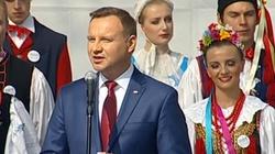 Kuźmiuk: Mocne wystąpienie prezydenta Andrzeja Dudy w Spale - miniaturka