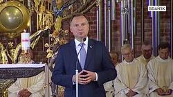 Prezydent Duda: ''Sierpień 1980 to fundament wolnej Polski'' - miniaturka