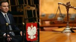 Prezydent Duda nie szasta ułaskawieniami dla przestępców  - miniaturka