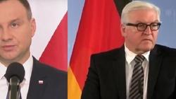 Duda i Steinmeier będą rozmawiać o reparacjach - miniaturka