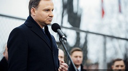 Prezydent w Płocku: Zbudujemy razem silną, wolną i suwerenną Polskę - miniaturka