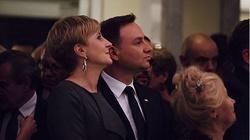 """Para Prezydencka na premierze """"Kordiana"""" w Teatrze Narodowym - miniaturka"""