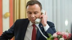 ,,Dramatycznie nisko Pan lata… Nie wstyd Panu?'' - Prezydent odpowiada na wpis Belki powielającego fejka - miniaturka