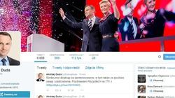 Andrzej Duda króluje na Twitterze - miniaturka