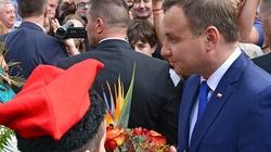 Andrzej Duda przywitany w USA jak gwiazda Hollywoodu - miniaturka