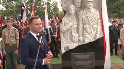 Jak Polonia NAPRAWDĘ przywitała prezydenta Dudę w USA - miniaturka