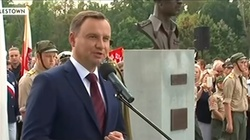 Prezydent Duda w USA: Polska odzyskuje godność - miniaturka
