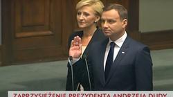 Zaprzysiężenie prezydenta odbędzie się w Sejmie 6 sierpnia 2020 - miniaturka