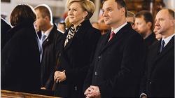 Para Prezydencka modliła się za Polskę - miniaturka
