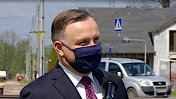 Prezydent Andrzej Duda: Powstanie specjalna ustawa, która pomoże rozwiązać problem suszy - miniaturka