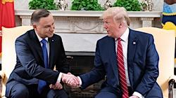 Wiemy, o czym Andrzej Duda będzie rozmawiał z Donaldem Trumpem. Światowe media: To będzie najważniejszy temat - miniaturka
