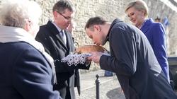 Prezydent honorowym obywatelem Starego Sącza - miniaturka