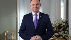 Prezydent mówi, co Polska zawdzięcza św. Janowi Pawłowi II - miniaturka