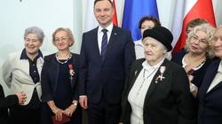 Prezydent do kobiet represjonowanych w stanie wojennym: Jesteście bohaterkami naszej wolności - miniaturka