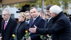 ,,Bez odwagi i woli wolności krajów V4 nie byłoby jedności Niemiec'' - miniaturka