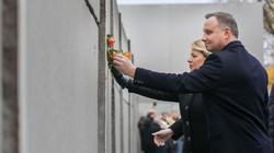 Prezydent Duda: ,,Mur Berliński upadł dzięki Solidarności'' - miniaturka