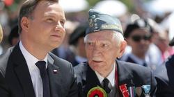 Prezydent Duda mocno: Nie byłoby UE bez przelania polskiej krwi! - miniaturka