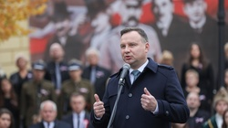 Andrzej Duda pięknie o odnowie Polski i pamięci o Legionach - miniaturka
