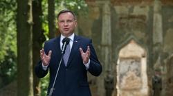 Prezydent Duda na Ukrainie. Stanowcze słowa o ekshumacjach ofiar Wołynia! - miniaturka