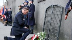 Prezydent w Rawiczu oddał hołd Żołnierzom Niezłomnym - miniaturka