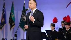 Prezydent Duda: Wydobycie węgla to służba dla Polski - miniaturka