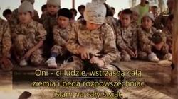 Przerażające! Uczą dzieci zabijania w imię boga! ZOBACZ - miniaturka