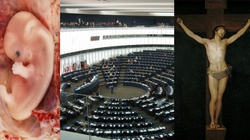 Lewacy z UE chcą w Polsce aborcji, a nie Chrystusa - miniaturka