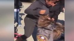 Oto tolerancja! Atak na dziewczynę za popieranie Trumpa (ZOBACZ WIDEO) - miniaturka
