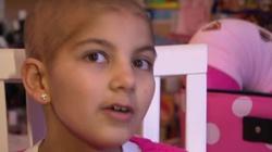 CUD! Dziewczynka uzdrowiona z raka! Dzięki błogosławieństwu papieża Franciszka! - miniaturka