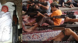 SZOKUJĄCE zdjęcie! Tak wzywają do wspierania dżihadystów! - miniaturka