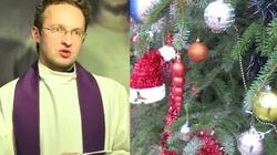 Ks. Sławomir Kostrzewa: Boże Narodzenie w epoce totalnej laicyzacji - miniaturka